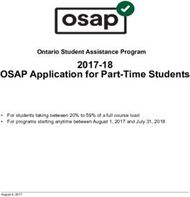 2017-18 OSAP Application for Part-Time Students
