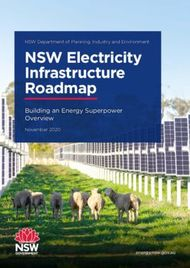 NSW Electricity Infrastructure Roadmap - Building an Energy Superpower ...