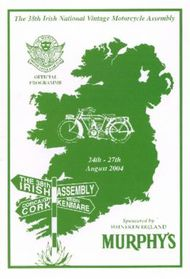 MURJ HYS - The 38th Irish National Vintage Motorcycle Assembly OFFICIAL ...