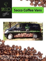 Sacco Coffee Vans