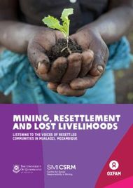 Mining, resettlement and lost livelihoods - Listening to the voices of ...