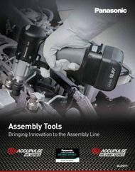 Assembly Tools Bringing Innovation to the Assembly Line