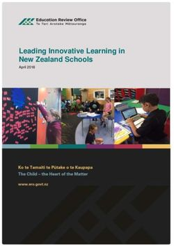 Leading Innovative Learning in New Zealand Schools
