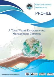 PROFILE A Total Water Environmental