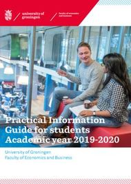 Practical Information Guide for students Academic year 2019-2020