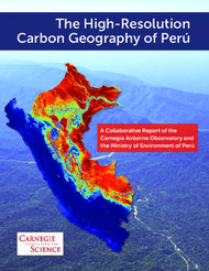 The High-Resolution Carbon Geography of Perú