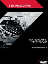 BELL HELICOPTER 427 / 429 / AH-1 / 222 / 230 / 430 - 2016 Product Catalog