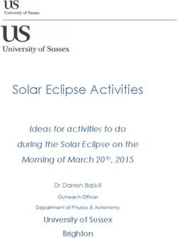 Solar Eclipse Activities - Ideas for activities to do