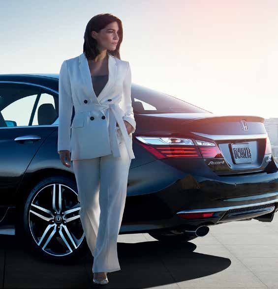 Honda Accord 2016. Brochure.