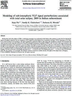 Modeling of sub-ionospheric VLF signal perturbations associated with total solar eclipse, 2009 in Indian subcontinent
