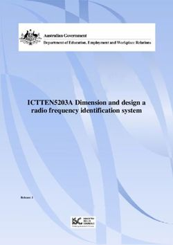 ICTTEN5203A Dimension and design a radio frequency identification system