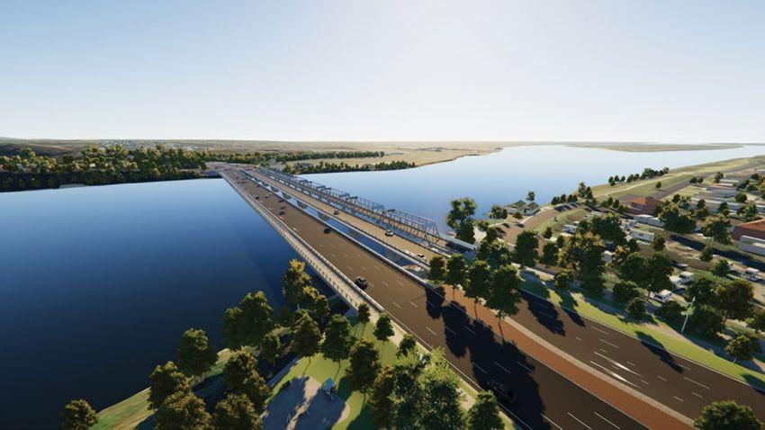 Nowra Bridge Project - Princes Highway upgrade