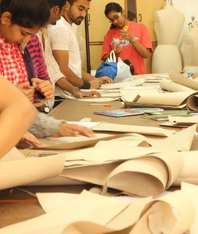2019 Admission Continuing Education Programmes National Institute Of Fashion Technology Nift