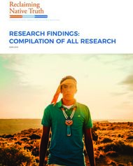 RESEARCH FINDINGS: COMPILATION OF ALL RESEARCH