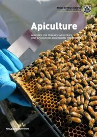 Apiculture MINISTRY FOR PRIMARY INDUSTRIES 2019 APICULTURE MONITORING ...