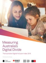 Measuring Australia's Digital Divide