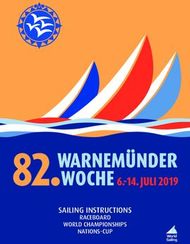 SAILING INSTRUCTIONS - RACEBOARD WORLD CHAMPIONSHIPS
