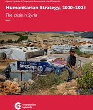 Humanitarian Strategy, 2020-2021 - The crisis in Syria Agencia ...