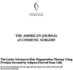 The Latest Advance in Hair Regeneration Therapy Using Proteins Secreted by Adipose-Derived Stem Cells