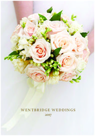 Wentbridge Weddings 2017