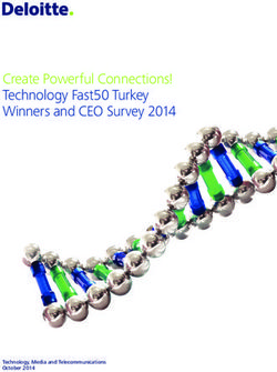 Create Powerful Connections! Technology Fast50 Turkey Winners and CEO Survey 2014