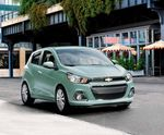 Chevrolet Spark 2017 ownership extras new vehicle limited warranty