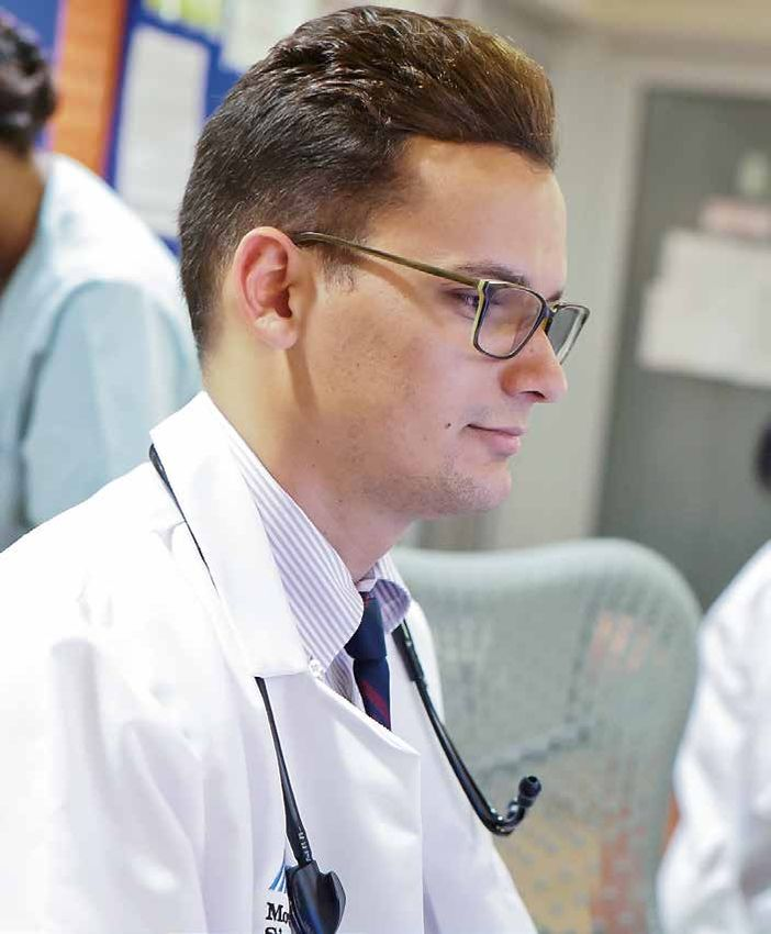 Internal Medicine Residency Program at Mount Sinai