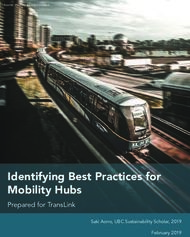 Identifying Best Practices for Mobility Hubs