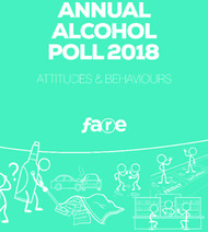 Annual alcohol poll 2018 - Foundation for Alcohol Research & Education