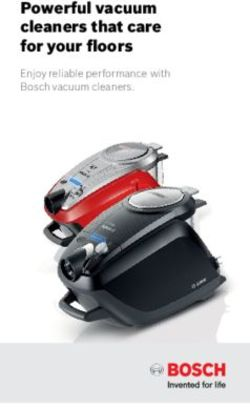Powerful vacuum cleaners that care for your floors