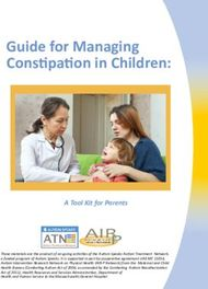 Guide for Managing Constipation in Children