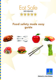 Food safety made easy guide FOO D SAF ETY RATI NG GUIDE