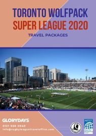 Toronto wolfpack super league 2020