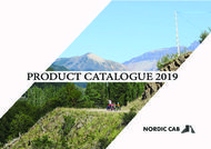 NORDIC CAB - PRODUCT CATALOGUE 2019