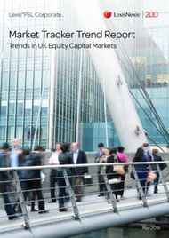 Market Tracker Trend Report - Trends in UK Equity Capital Markets