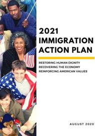 IMMIGRATION ACTION PLAN 2021 - Squarespace