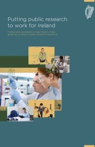 Putting public research to work for Ireland