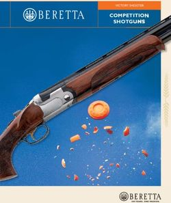 Beretta Competition Shotguns