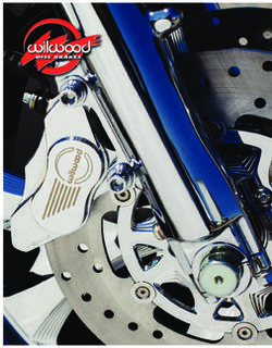 Wilwood Motorcycles Disc Brakes Catalog 2008