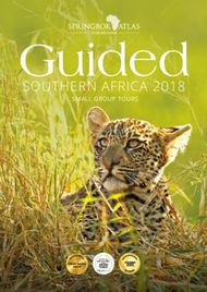 Guided Southern AfricA 2018