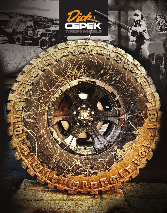 Dick Cepek Tires & Wheels - 2017 Product Catalog