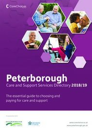 Peterborough - Care and Support Services Directory 2018/19