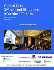 Maritime Forum - 2nd Annual Singapore Capital Link