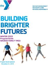 BUILDING BRIGHTER FUTURES