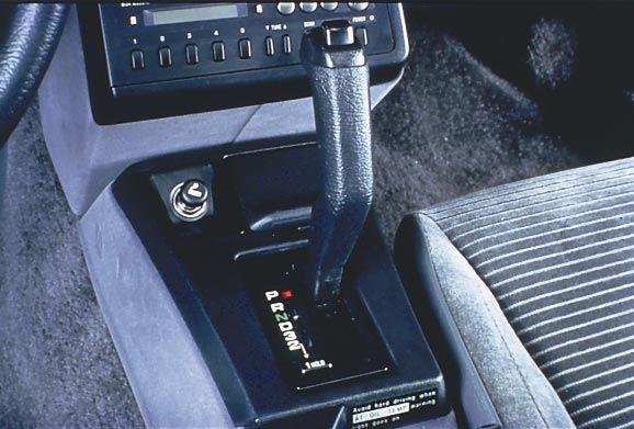 Subaru 4EAT Transmissions