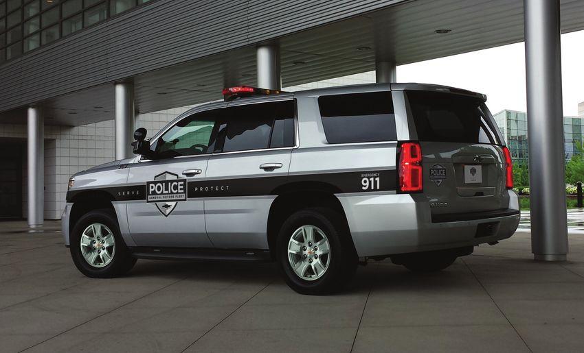 Tahoe 2wd - 2018 Tahoe 2wd Police Package 9c1