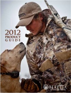 Beretta 2012 Product Guide