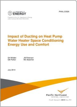 Impact of Ducting on Heat Pump Water Heater Space Conditioning Energy Use and Comfort