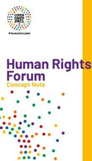 Human Rights Forum Concept Note