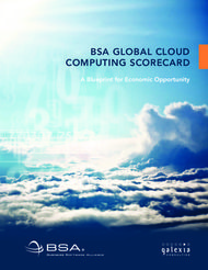 BSA GLOBAL CLOUD COMPUTING SCORECARD